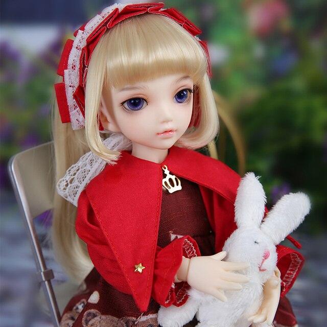 Fairyland Littlefee Chloe 1/6 bjd sd dolls yosd lati luts aileendoll dollmore girls boys eyes High Quality toys  shop resin