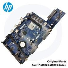 цена на Original For HP M5025 M5025 M5025MFP M5035MFP 5025 5035 Formatter Board Q7565-60001 Q7565-67910