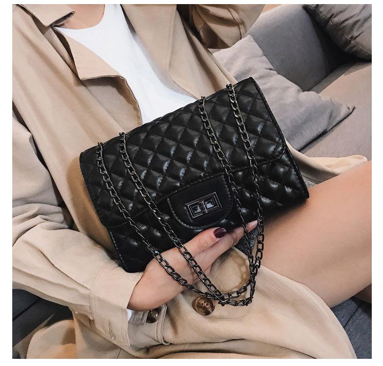 Black White Luxury Handbags Women Bags Designer Handbag Bags For Women Hand Shoulder Bag Channels Handbags Purses And Handbags