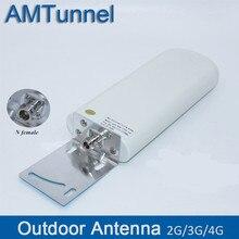 4G anten 3G 4G açık antene 4G modem anten GSM antenne 20 ~ 25dBi harici anten mobil sinyal güçlendirici için yönlendirici modem