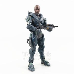 "Image 4 - Halo 5 Guardians главный Спартанский Келли Лок Танака Фреда Centurion техник Athlon 5 ""фигурка игрушки Mcfarlane кукла"