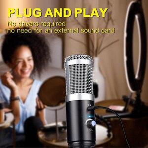 Image 3 - USB микрофон GGMM F1 для ноутбука, Mac, Youtube