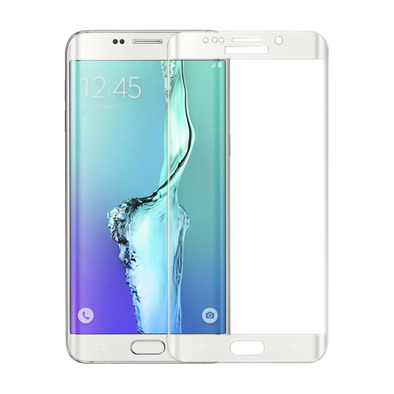 For Samsung Galaxy S6 Edge Plus Tempered Glass Screen Protecotor 3D Full Cover Screen Protectors Consumer Electronics