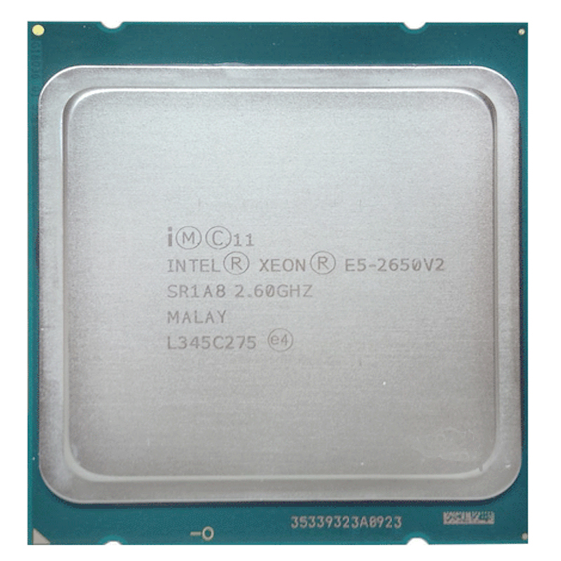 Intel Xeon E5-2650 V2 CPU Eight Core/95W / L3 20MB /2.6GHz/Socket 2011 CPU