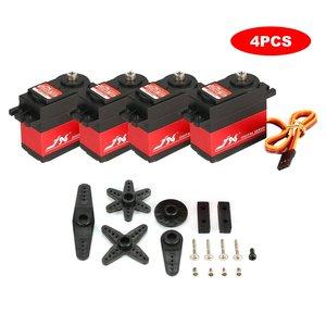 4PCS JX PDI 6221MG 20KG 4.8V-6