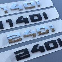 Автомобильный Стайлинг для BMW F10 F30 E36 E90 M M140i M240i M340i M440i M540i M640i M740i задний багажник багажника эмблема буквенный Знак наклейки на автомобиль