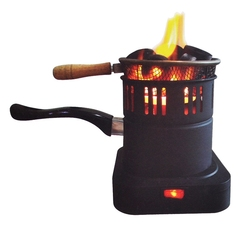 220 V/50Hz 600W czarny Shisha węgiel do fajki wodnej palnik kuchenka płyta grzejna do Chicha Narguile narzędzie do Shisha fajki Chicha Na|Fajki wodne i akcesoria|   -