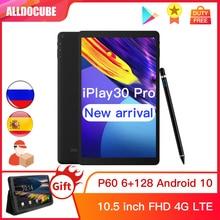 ALLDOCUBE iPlay30 Pro 10.5 pollici Android 10 Tablet PC 6GB RAM 128GB ROM P60 MT 6771 Tablet 1920*1200 4G LTE phonecall iPlay 30