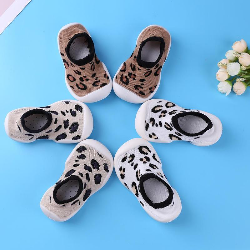 Simple Casual Indoor Shoes Fashionable And Lovely First Walkers Baby Prewalker Novelty And Beauty Rubber Bottom Baby Shoes