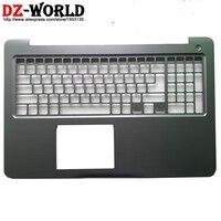Novo/orig palmrest moldura do teclado caso superior para dell inspiron 15-5000 5565 5567 portátil c capa 0pt1ny ap1p6000100