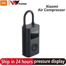 Xiaomi Mijia Draagbare Elektrische Pomp Air Compressor Smart Digitale Tire Sensor Mi Opblaasbare Schat 1S Optioneel Voor Auto