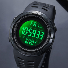 Digital Watch Alarm-Clock SKMEI Multifunction Outdoor Waterproof Reloj 1251 Fashion Chrono