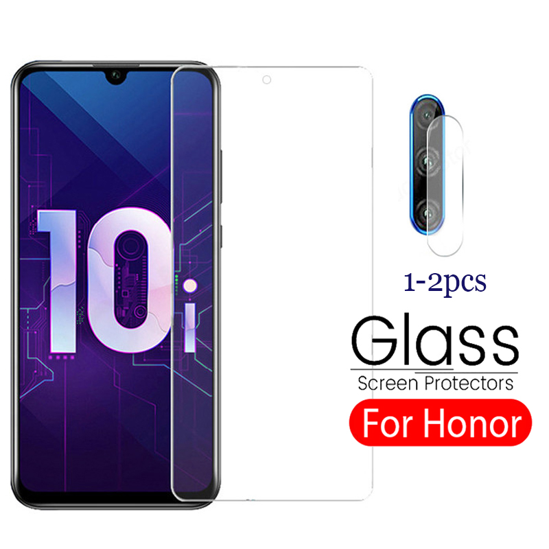 Verre de protection pour Huawei Honor 10i verre trempé Honor10i film de protection d'écran pour Huawei Honor 10 i i10 Glas 1-2 pièces