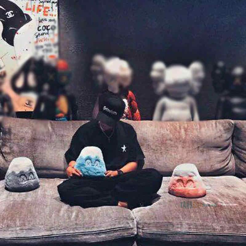 Weiche Angefüllte Plüsch Cartoon 22cm Hohe qualität Japan Mount Fuji plüsch spielzeug kissen beliebten kinder spielzeug kinder mädchen geburtstag geschenke