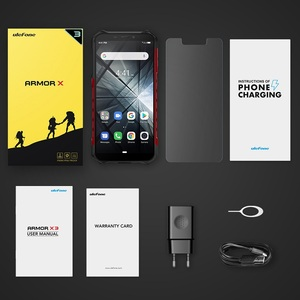 "Image 5 - Ulefone שריון X3 מחוספס Smartphone אנדרואיד 9.0 IP68 אנדרואיד 5.5 ""2GB 32GB 5000mAh 3G מחוספס טלפון סלולרי נייד טלפון אנדרואיד"