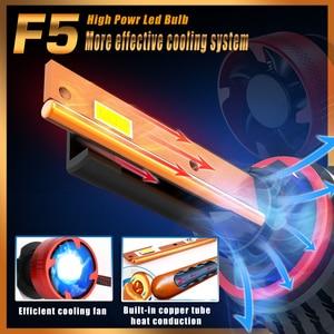 F5 110 Вт H7 Led Canbus 20000LM Высокая мощность фар H1 H4 дальнего света H8 H11 H16 9005 Hb3 Hb4 светодиодные лампы турбо лампа для автомобиля 2 шт