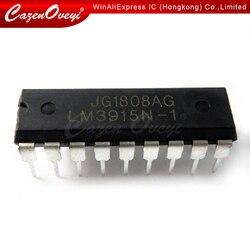 5 pçs/lote LM3915N-1 LM3915-1 LM3915N LM3915 DIP-18 novo e original Em Estoque