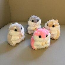 Plush Hamster Doll Grasping-Machine Cute Soft 10cm Bag Jewelry Key-Pendant New