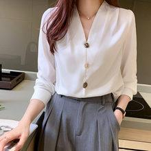 Ljsxls Корейская женская одежда 2021 весенние модные шифоновые