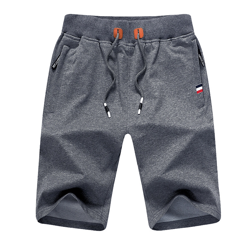New Products Listed Shorts MEN'S Casual Pants 5 Shorts Men's Summer Sports Loose-Fit Beach Shorts
