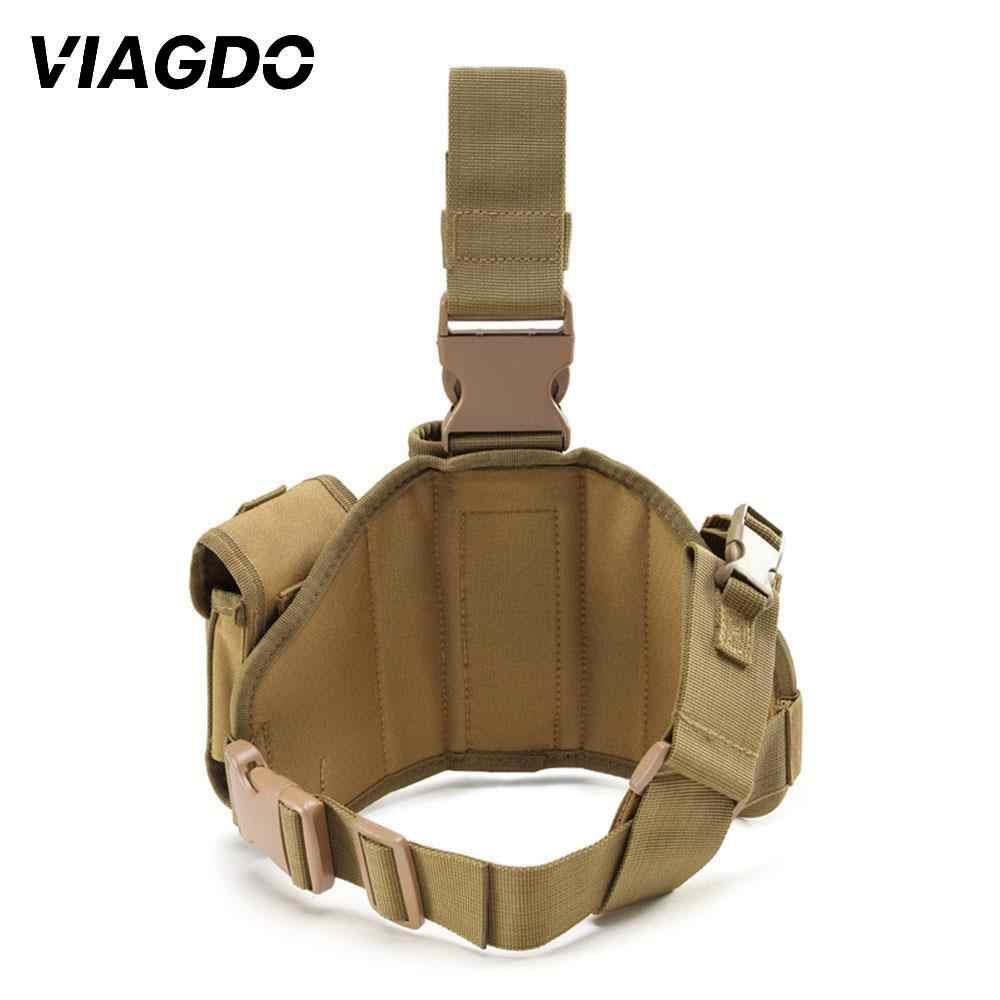 Saco tático militar à prova dmilitary água pacote de cintura caminhadas náilon saco da cintura ao ar livre do exército militar caça esportes escalada acampamento bolso