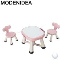 Avec Chaise Chair and Cocuk Masasi Baby Tavolo Bambini Plastic Детский сад Kinder для Mesa Infantil Study Table Kids Desk