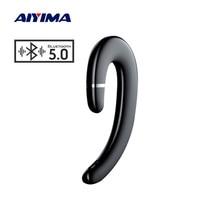 AIYIMA Wireless Headphone Waterproof Bluetooth 5.0 Bone