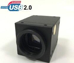 USB Industrial Camera 3 Megapixel High Definition Color USB 2.0 CCD Industrial Camera Industrial Camera Camera