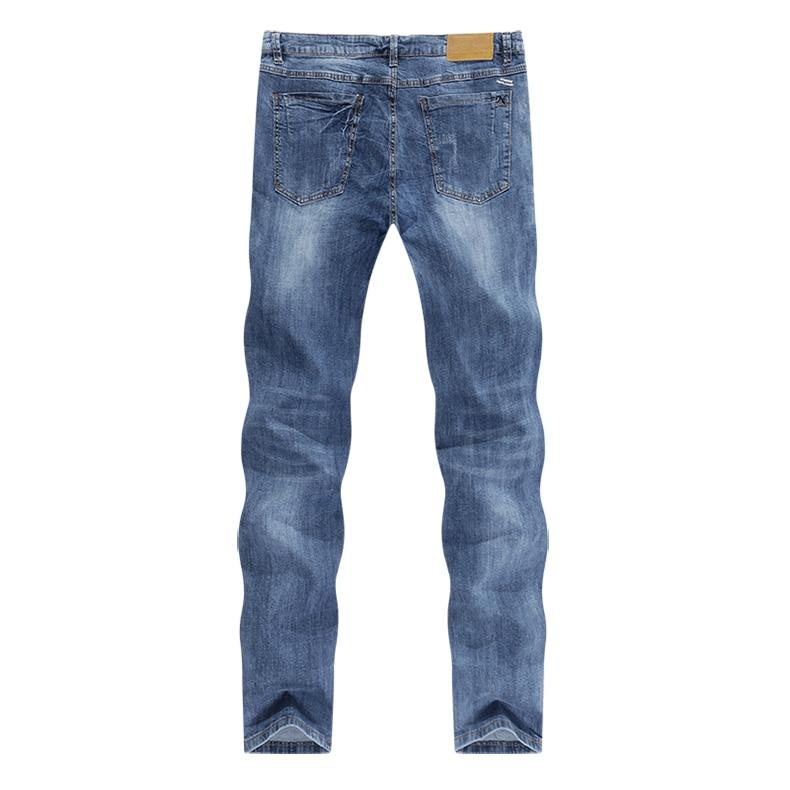 KSTUN Fashion Biker Jeans Men New Design Ultrathin destroyed Man Rip Jean Slim Fit Hiphop Stretch Blue Casual Denim Pants High Quality 12