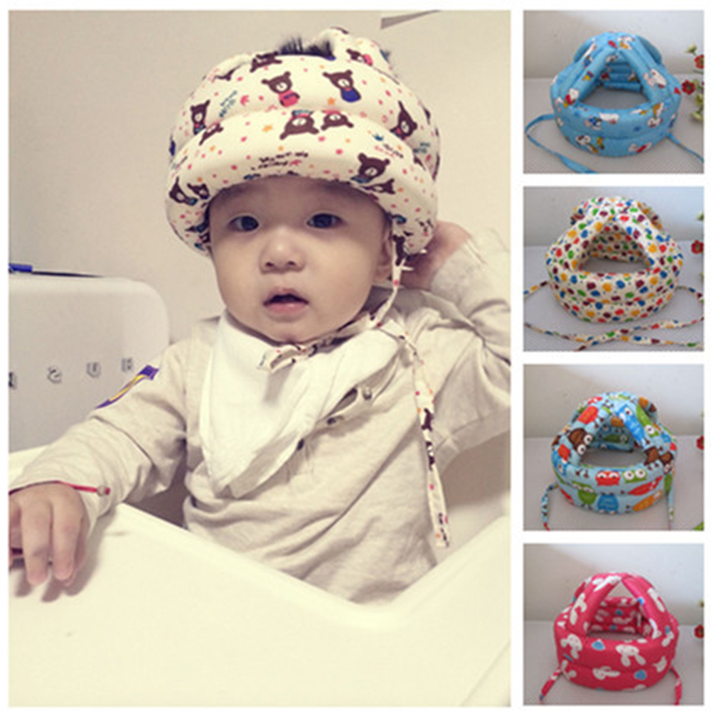 Hat Baby Infant Safety Helmet Walking Protective Safety Helmet For Babies Toddler Child Cap Comfortable Baby Head Protection