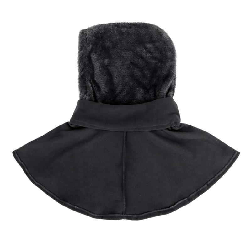 Bicycle Shawl Face Mask Winter Ski Mask Warm Fleece Bike Scarf Warm Snowboard Outdoor Sports Bicycle Headgear Hat