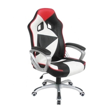 Comfortable Adjustable Swivel Racing PU Leather Lifting Chair Gaming Office Chair цены онлайн