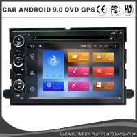 Android 9.0 Octa Core Car DVD GPS Player For Ford F150 F350 F450 F550 F250 Fusion Expedition Mustang Explorer Edge WIFI USB SD