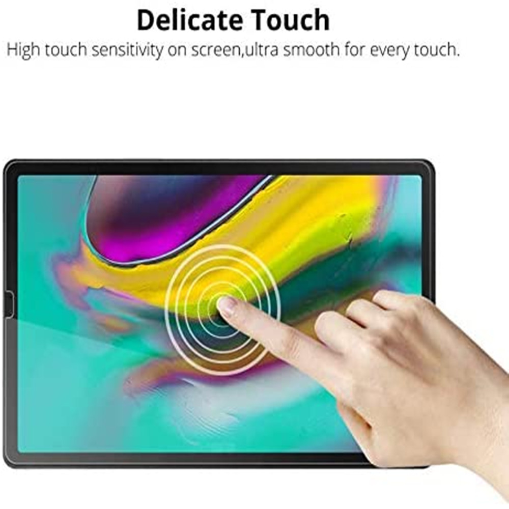9H Tempered Glass Screen Protector For Samsung Galaxy Tab S5e T720 T725 S6 T865 2019 10.5 Inch Bubble Free Glass Protective Film-4
