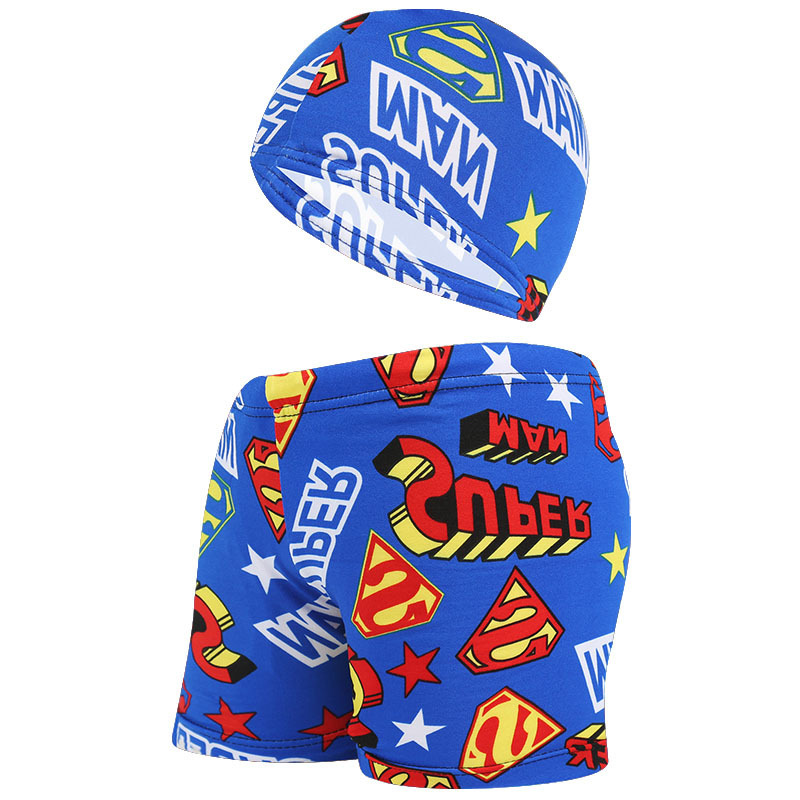 Kids Swimming Shorts Set Yk4805 Swimming Trunks BOY'S Boxer Shorts Cute Comfortable Big Boy Through Beach