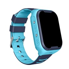 Kids Student Smart Phone Watch New Waterproof 4G Wifi Gps Tracker Phone Video Call Waterproof Smart Watch for Child Clock(China)