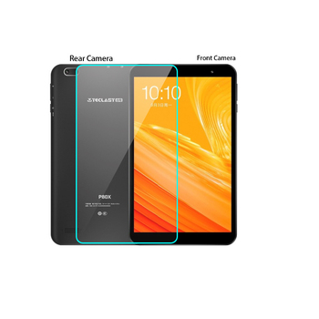 9H Hardness Screen Protective Tempered Glass Film For Teclast P80X 4GTablet Android 9.0 SC9863A IMG GX6250 8inch Tablet PC image