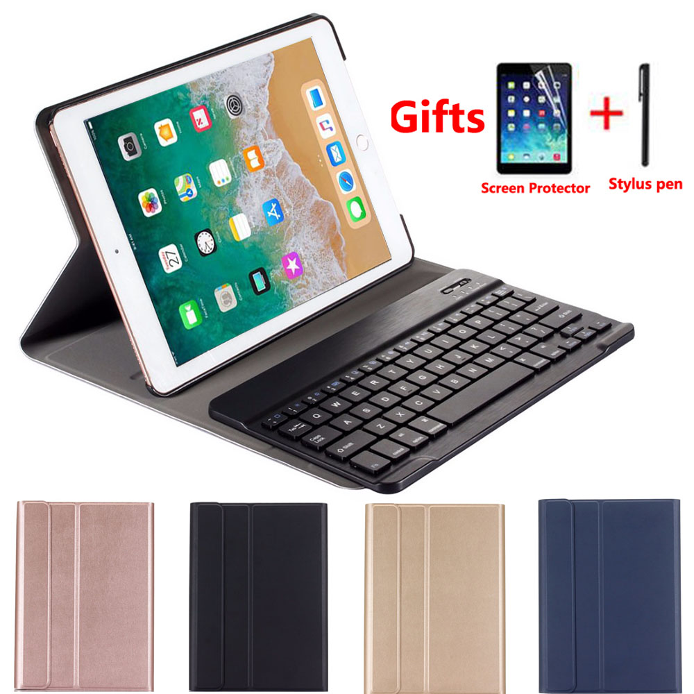 Keyboard Case For Apple IPad 9.7 2018 6th Generation A1893 A1954 2017 5th A1822 A1823 Air A1474 A1475 Air 2 A1566 A1567 Pro 9.7