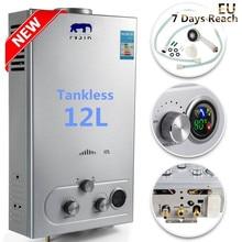 Shower-Boiler Heater Propane Tankless Instant LP 12l Wash 5S 100%Quality