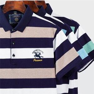 Image 4 - Hollirtiger 2019 לנשימה גברים של פולו חולצה גברים Desiger Polos גברים מהיר ייבוש חולצה גופיות עבור גולף טניס