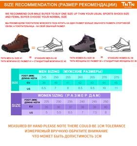 Image 5 - TNTN חיצוני החורף עמיד למים הליכה לגברים טרקים מגפי נשים לנשימה טיולים נעלי ספורט נעלי מגפי הרים