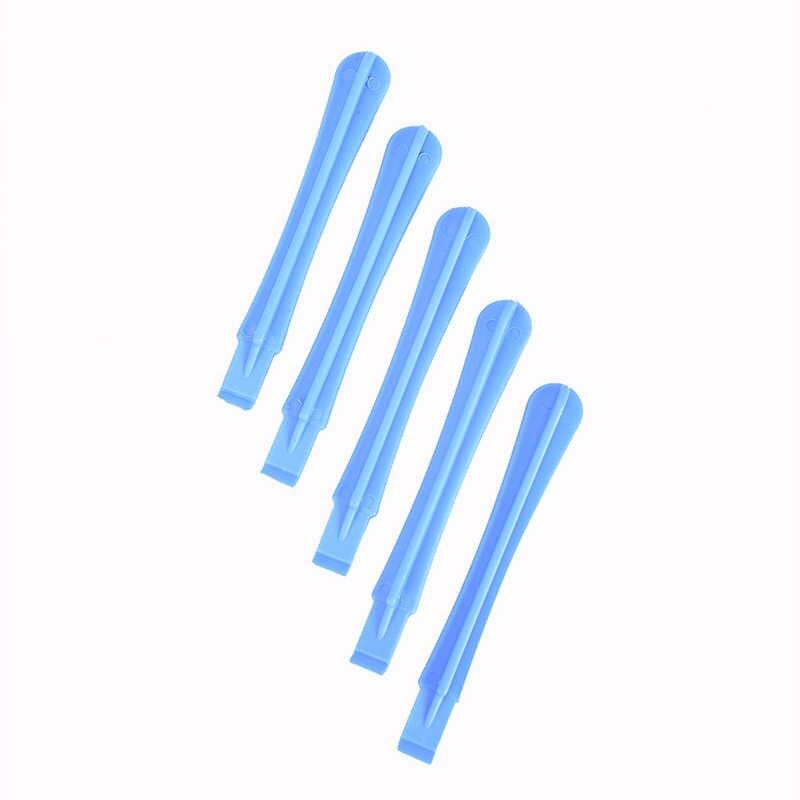 5 قطعة/المجموعة افتتاح حدق أدوات البلاستيك Spudger للهاتف للهاتف المحمول والحاسوب المحمول PC التفكيك إصلاح أدوات 8x1.2cm