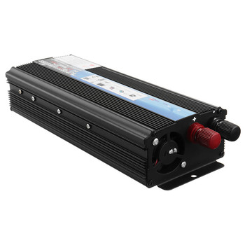 Inverter 12V 220V 5000W Peak Power Voltage Transformer Converter 12V To 220V Solar Sine Wave Inverter 3