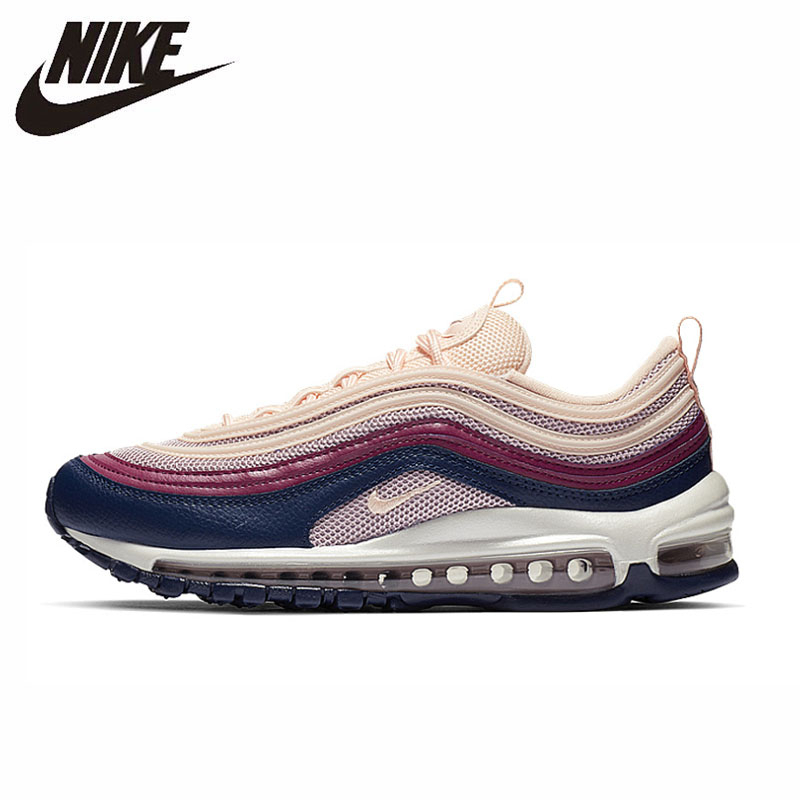 Nike Air Max 97 Original New Arrival Women Running Shoes Lightweight Air Cushion Outdoor Sports Sneakers #921733