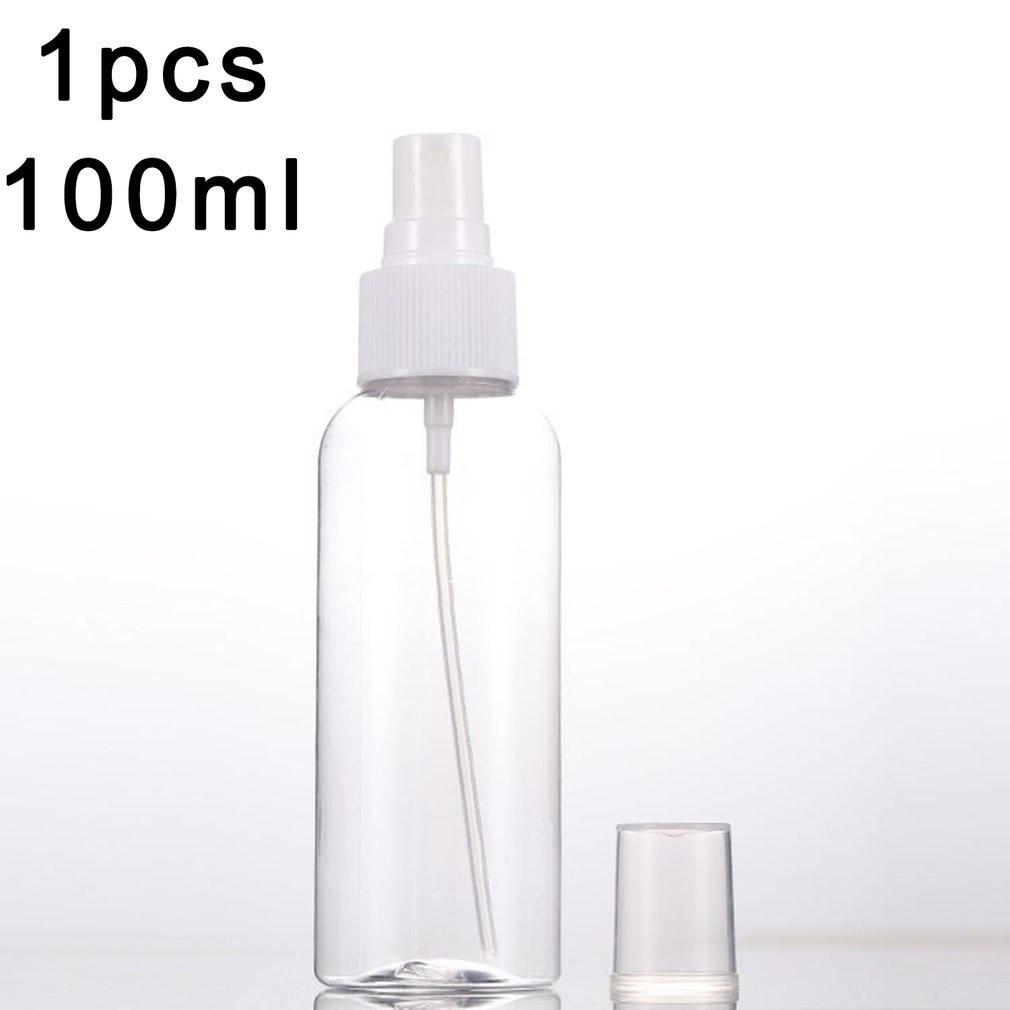 30/50/100 мл бутылки многоразового использования Пластик парфюмерный флакон с распылителем пустая маленькая спрей бутылка экологически чисты...