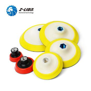 "3//4//5//6//7/"" Hook And Loop Backing Plate Pad For Sanding Polishing Sander"