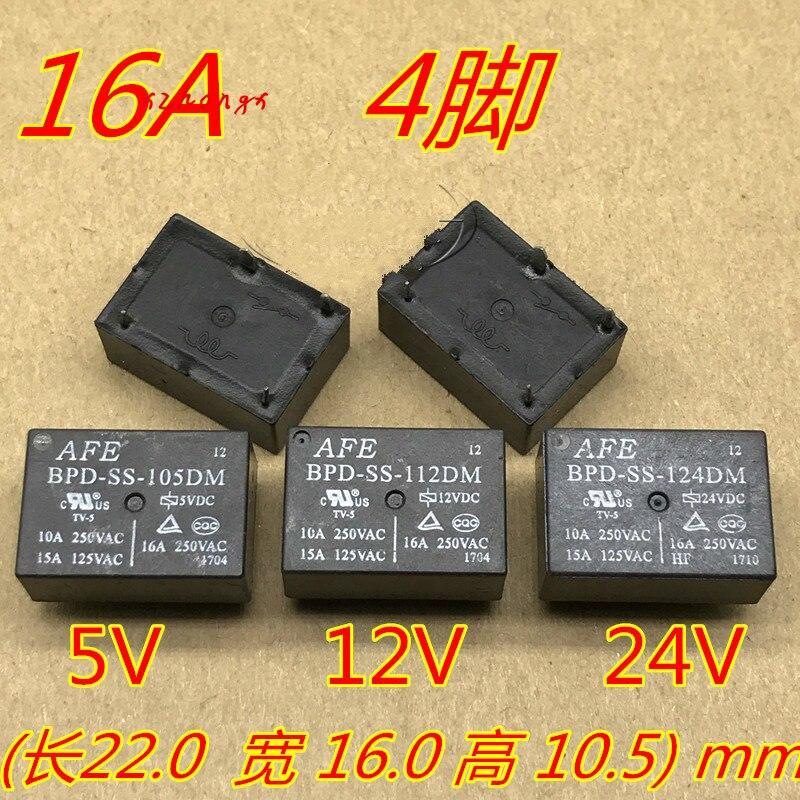 Bpd-ss-105 Dm 112 Dm 124 Dm 5v 12v 24v HF 7520 Hm 808 F16 A