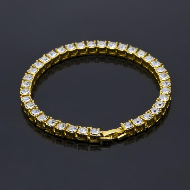 Men Diamond Watch hip hop cross jewelry watch & Necklace & bracelet Combo Set Watch Diamond cuban ice out Pendant Necklace set