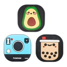 Cartoon Style Dust proof Protective Cover Silicone Case for S AMSUNG Galaxy Buds Pro/Live Wireless Earphone