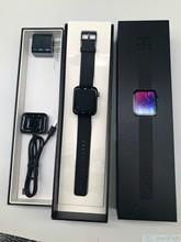 Original Xiaomi Smart Mi Uhr GPS NFC WIFI ESIM Anruf Armband Android Armbanduhr Sport Bluetooth Fitness Herz Rate